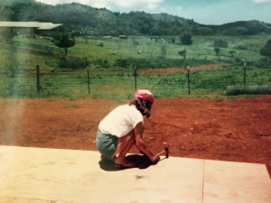 Building a Kauai house