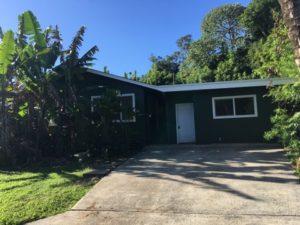 Kilauea Houses