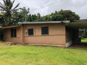 Kauai REO house