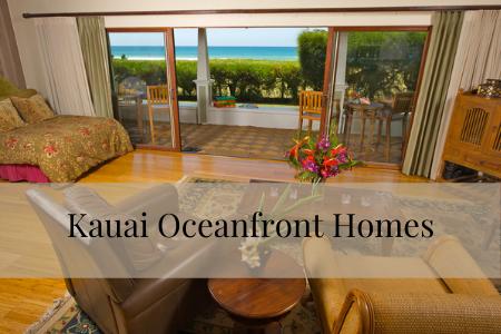 kauai oceanfront homes